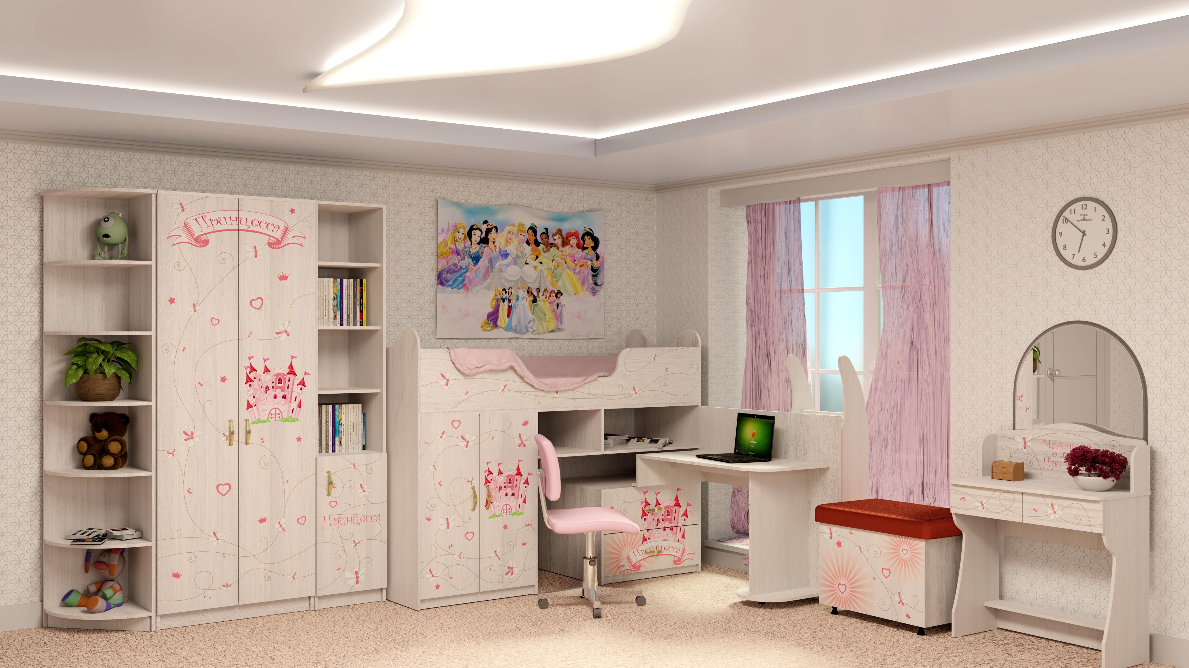 детская мебель для мальчиков и для девочек в ставрополе пятигорске